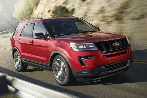 Ford Explorer à vendre à Saint-Raymond (Portneuf) à 30 minutes de Québec