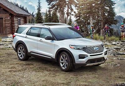 Ford dévoile son tout nouvel Explorer 2020!