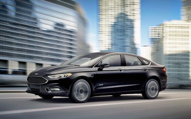 Connaissez-vous la Ford Fusion Energi 2017 ?