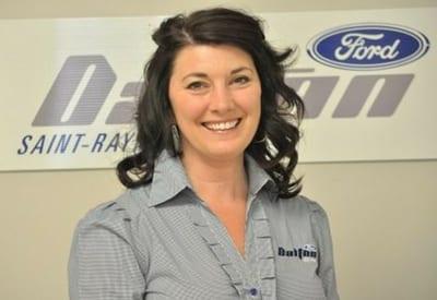 Connaissez-vous Mélanie Robitaille, qui fait partie de notre équipe depuis 6 ans?
