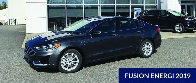 Connaissez-vous la Ford Fusion Energi 2019?