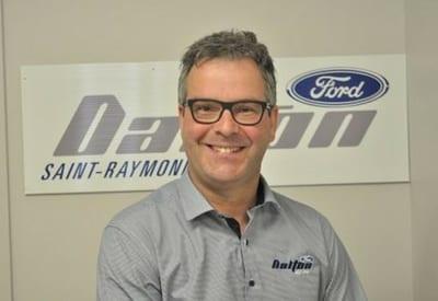 Connaissez-vous Pierre Pépin, conseillé aux ventes chez Dalton Ford?