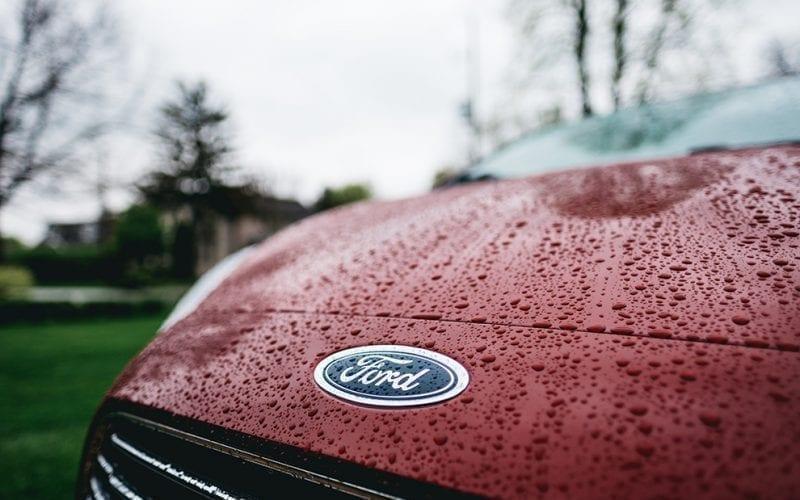 Ford s'engage à réduire l'utilisation de l'eau
