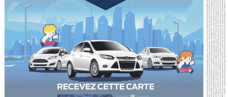 Promotion Ford : Événement Carte à tout chez Dalton Ford