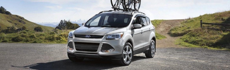 Escapade en Ford Escape