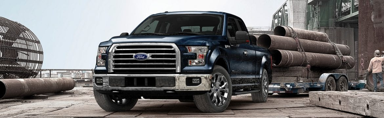 Ford F150 EcoBoost ® 2015.. Un Dur de Dur!