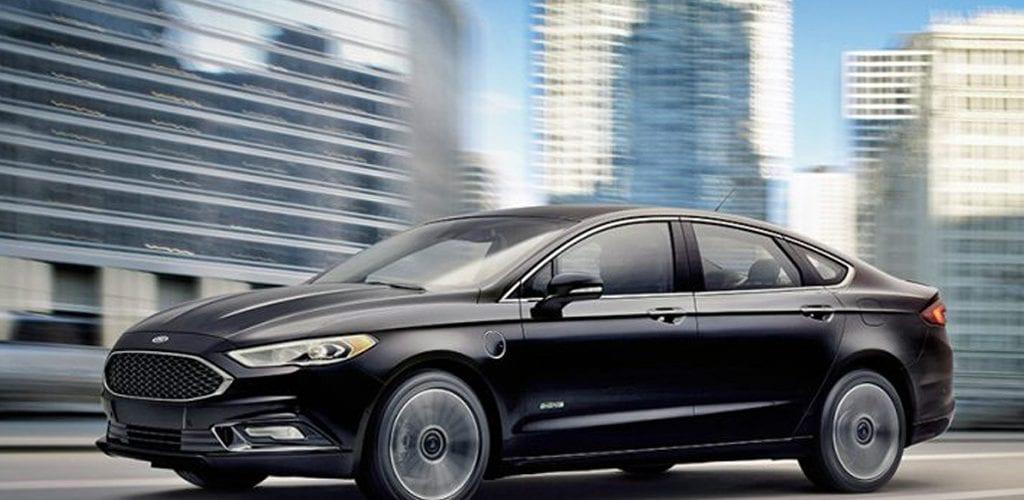 Top Safety Pick+ pour la Ford Fusion 2017