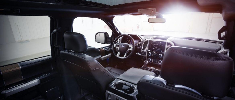 Promotion démonstateur : Ford F-150 FX4 2016 4X4