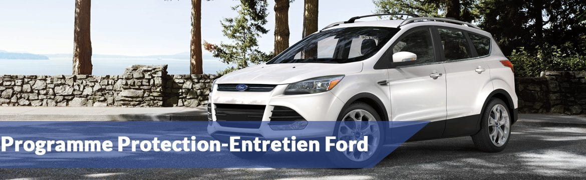 Programme protection-entretien Ford