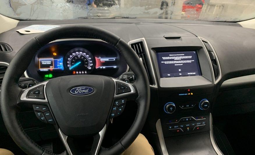 Ford Edge 2019 SEL TI Démo 9 554$ de rabais
