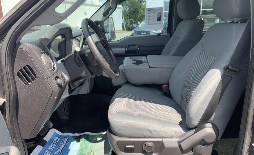 Ford F-250 2015 Crew cab diésel 6.7L 4×4 XLT FX4