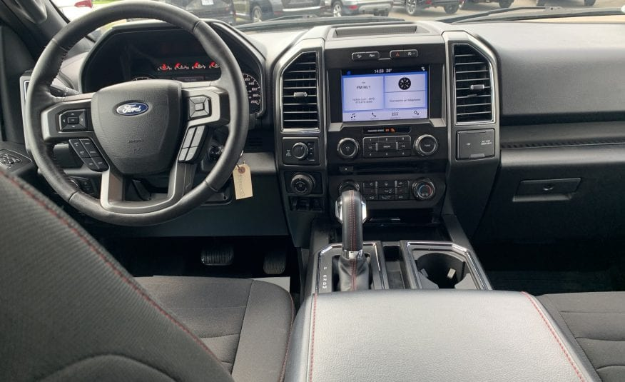 Ford F-150 2018 XLT EDITION SPECIAL 302A FX4 20PO